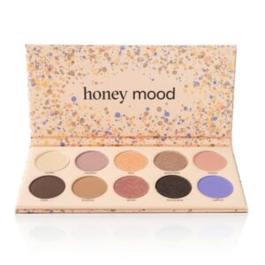 PAESE Honey Mood Eyeshadow Palette lauvärvipalett