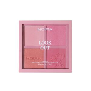 MOIRA Look Out Face Palette pakend