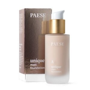 PAESE Unique Matt Foundation jumestuskreem