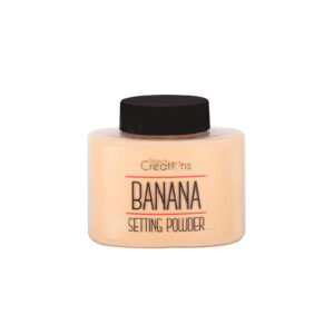BEAUTY CREATIONS Banana Setting Powder banaanipuuder