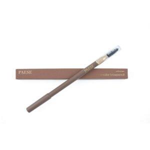 PAESE Powder Brow Pencil kulmupliiats, värvitoon Soft Brown